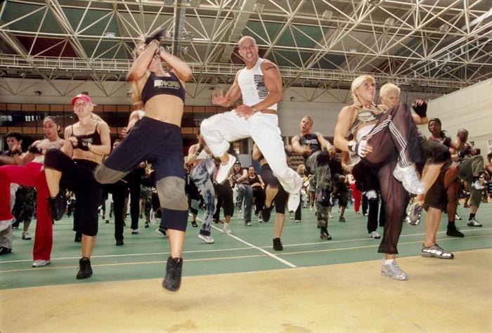Artes marciales y box  para combatir el estrés
