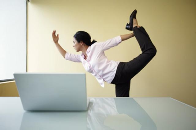 Soluciones homeopáticas para la vida sedentaria