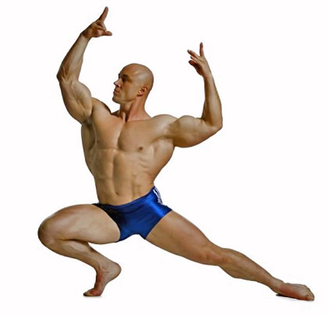 Desarrollar el volumen de la musculatura