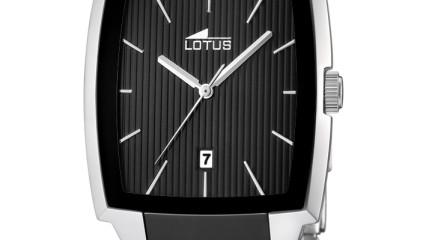 Lotus lanza la colección de relojes Ceramic Collection