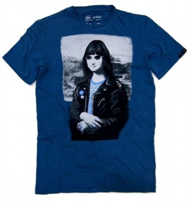 Las llamativas camisetas de Bershka