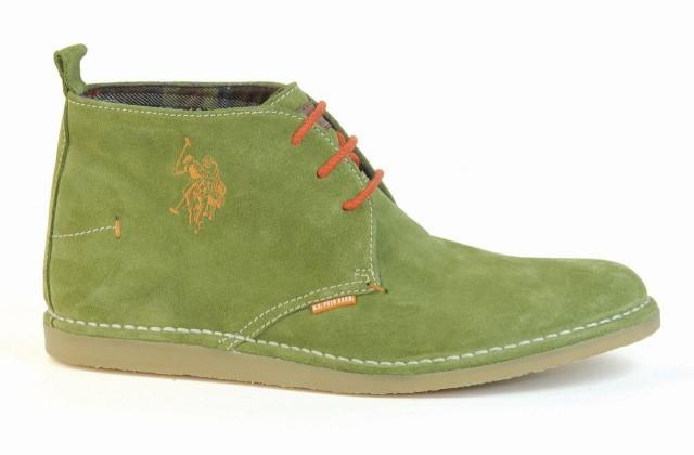 Colección invernal de calzado U.S. Polo ASSN