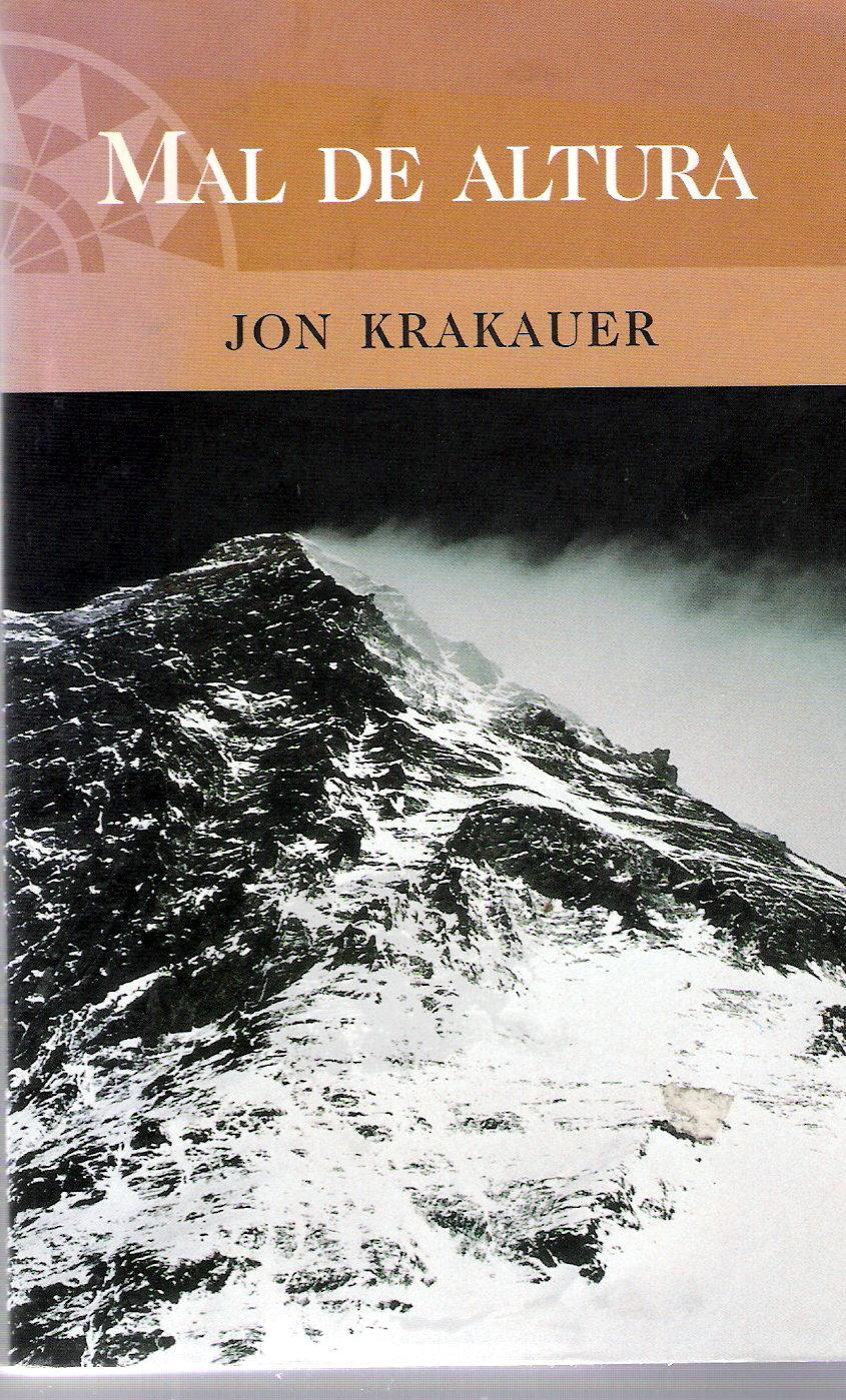Mal de altura, Joan Krakauer