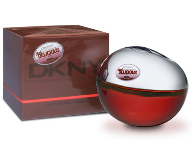 DKNY Red Delicious, la fragancia de Donna Karan