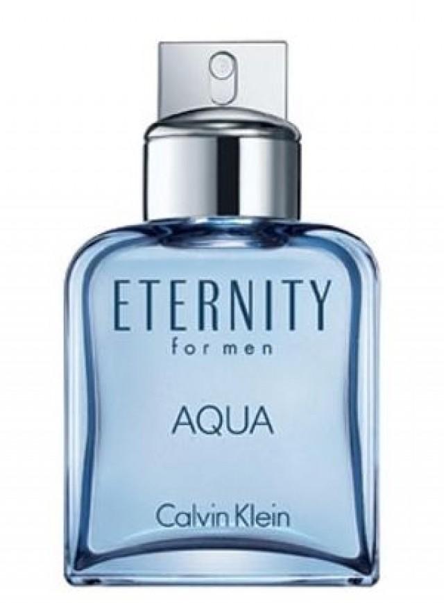 Aqua Eternity de Calvin Klein, la fragancia de 2010