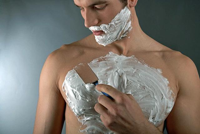 Eficacia en la depilación del torso-I