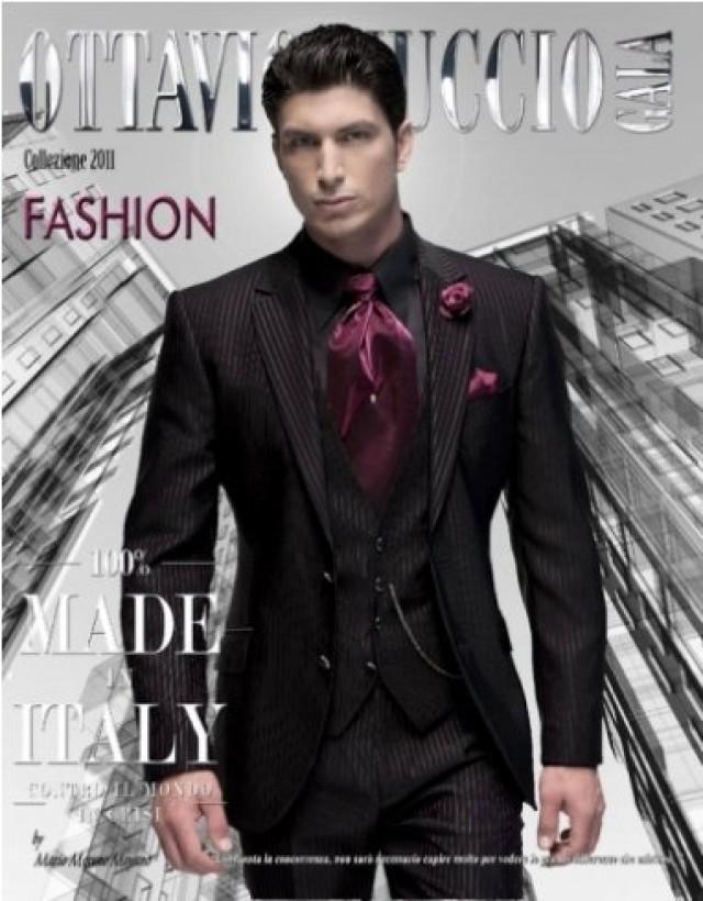 Ottavio Nuccio y sus trajes para novios 2011