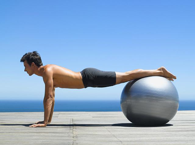 Forma física con Pilates de suelo