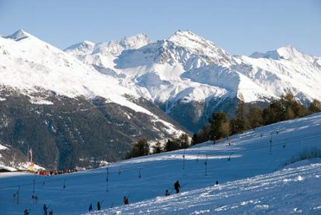 Suiza, destino perfecto durante el invierno
