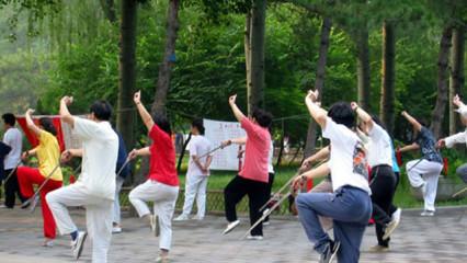 Beneficios de la práctica del Tai Chi Chuan
