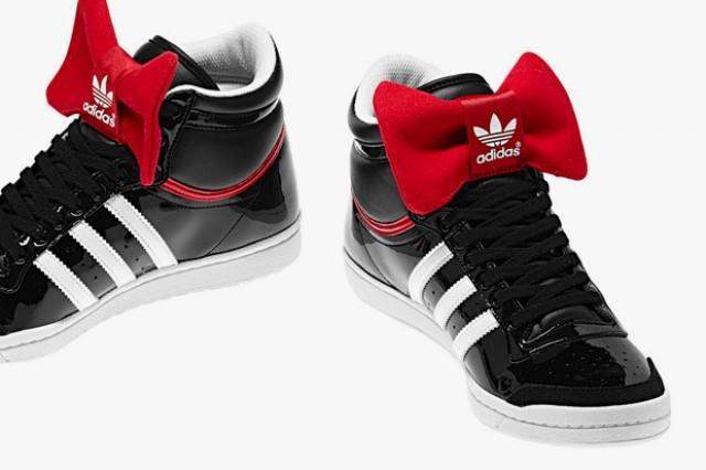 Zapatillas Adidas 2011 para San Valentín