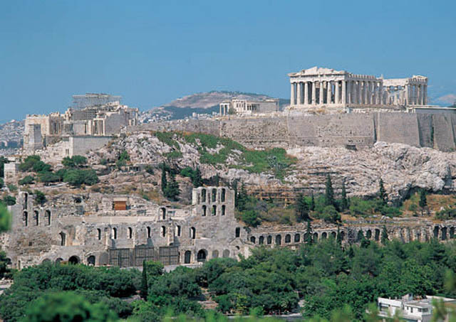 Atenas, una ciudad maravillosa