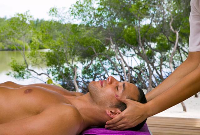 Tres masajes dopantes para el invierno