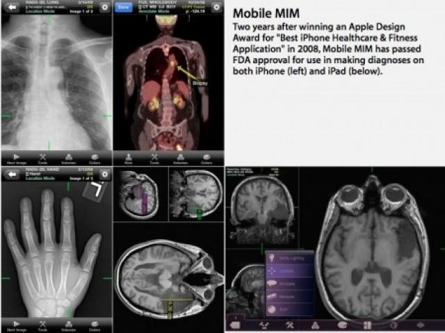 Mobile MIM, una aplicación para uso clínico