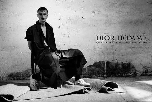 Campaña Dior Homme primavera- verano 2011