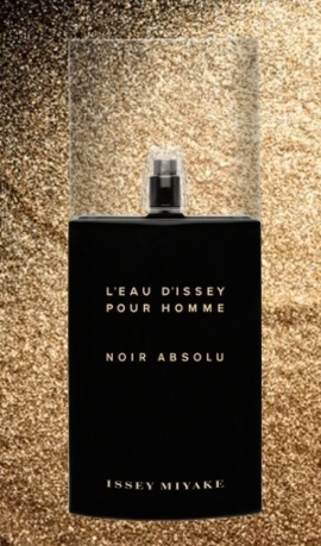 Fragancia Noir Absolu de Issey Miyake