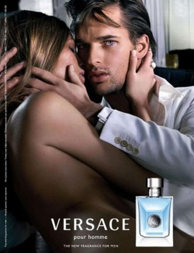 Fragancia para hombres Versace