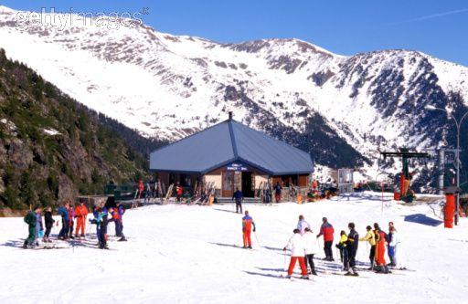 Deportes de invierno en verano
