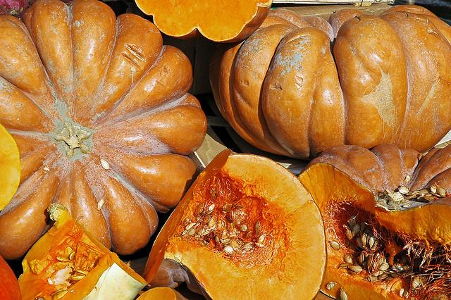 La calabaza, un alimento saludable