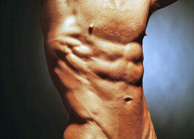 Electroestimulación abdominal
