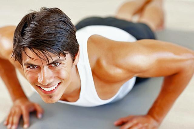 Aumento de la masa muscular y alimentación