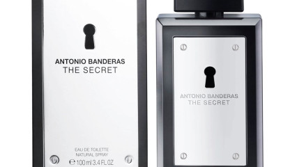 Perfume The Secret de Antonio Banderas