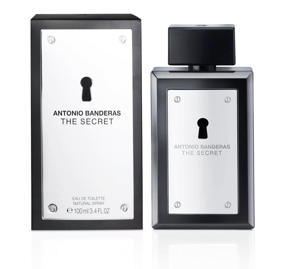 Perfume The Secret de Antonio Banderas