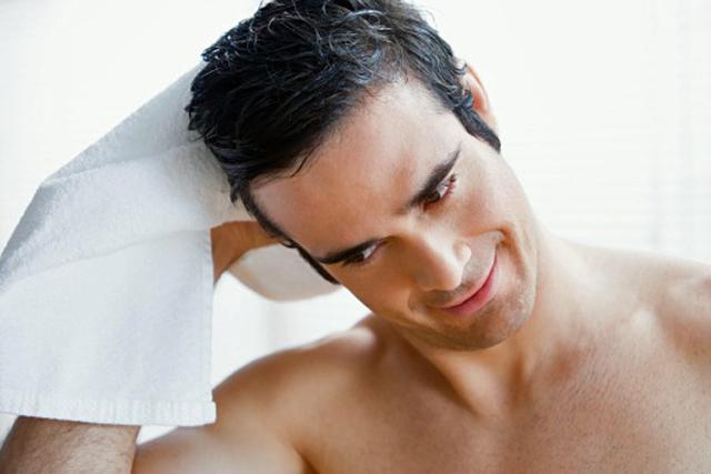 Cómo tratar el cabello seco