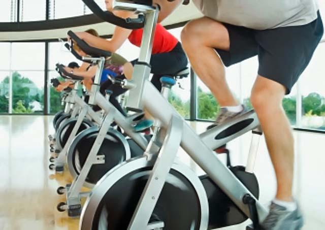 La bicicleta de spinning y el fitness de resistencia