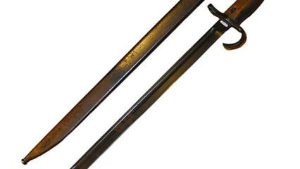 El Jukendo, lucha con bayoneta