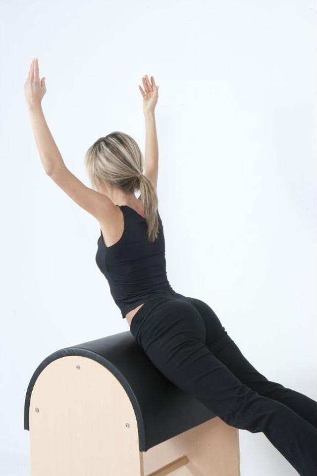 Pilates para aliviar dolores de espalda y columna