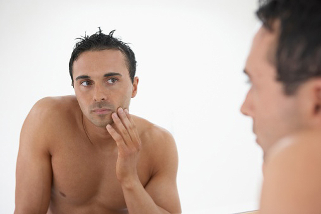 Estética y piel masculina