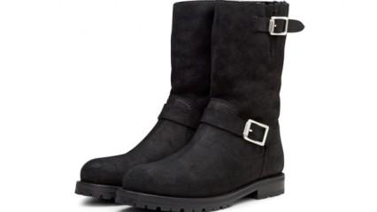 Las nuevas botas masculinas de Jimmy Choo