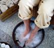 El cuidado diario de los pies