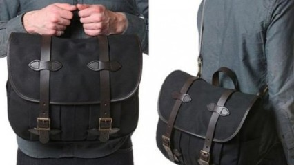 La nueva messenger bag de Blackbird