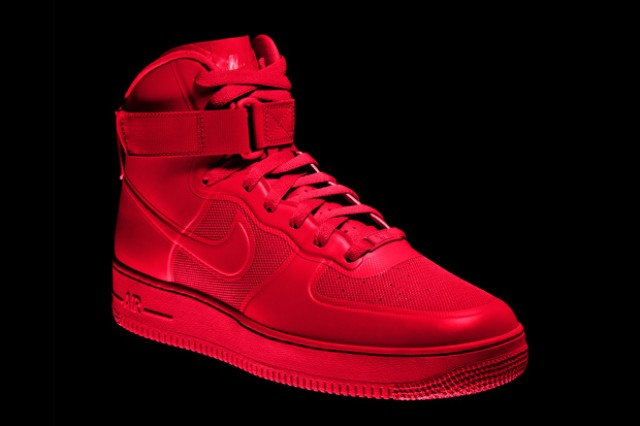 Air Force One Rojos