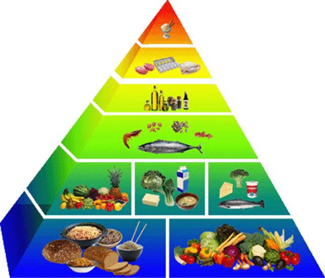 Como lograr una alimentación saludable y equilibrada