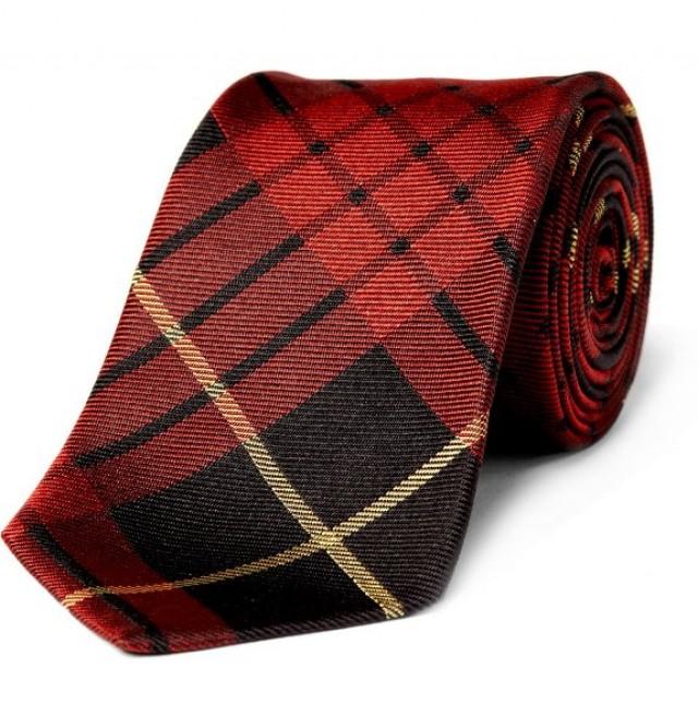 corbata alexander mc queen