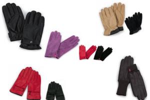 Nueva línea de guantes Levi's®