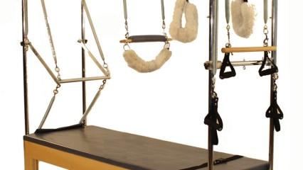 Pilates la mesa trapecio o cadillac