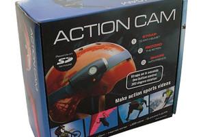 Videocámara para el Casco Action CAm