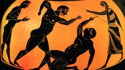 El Pankration griego