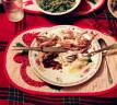 el azúcar en las comidas de navidad