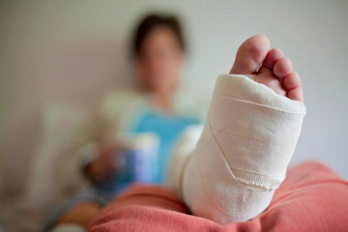 las lesiones y problemas por deporte pueden ser habituales