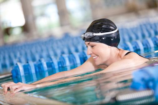 Músculos y agua: aquafitness