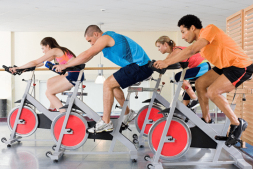 Clase de spinning punto fape for Clases de spinning