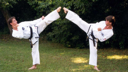 La Elongación en las Artes Marciales