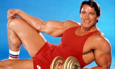 Arnold Schwarzenegger: el Roble