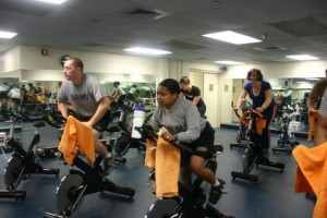 Spinning un método para perder grasa