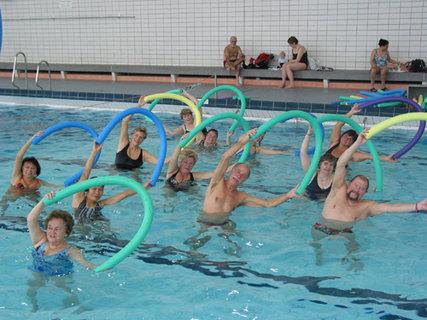 Aquafitness mejora tus cualidades físicas